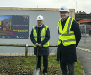 Ted Todd pledges to support Warrington Youth Zone