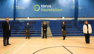 Torus Foundation pledges support to young people by investing in Warrington Youth Zone
